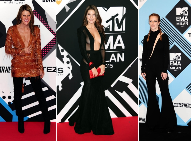 Die schönsten Looks der MTV EMA's 2015