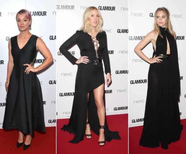 Die schönsten Looks der Glamour Women of the Year Award 2015 © 2015 face to face