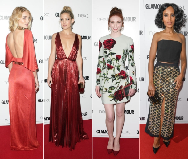 Die schönsten Looks der Glamour Women of the Year Award 2015 © 2015 face to face