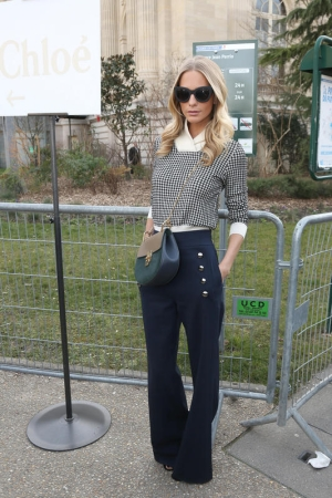 Star Look: Poppy Delevigne im trendigen 70er Look