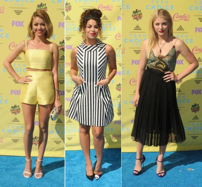 Die Looks der Teen Choice Awards 2015 © Byron Purvis - AdMedia / 2015 face to face
