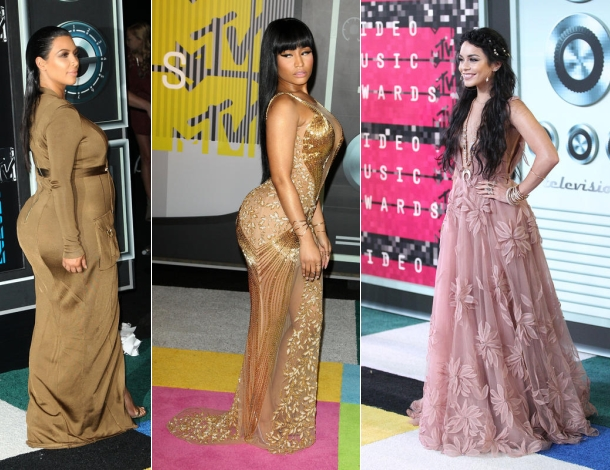 Die heißesten Looks der MTV Video Music Awards 2015 © UPPA / face to face 2015