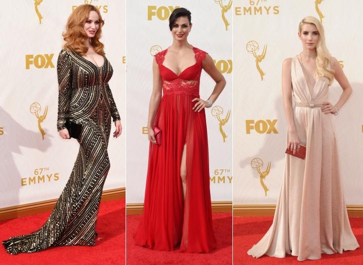 Die schönsten Looks der Emmy Awards 2015