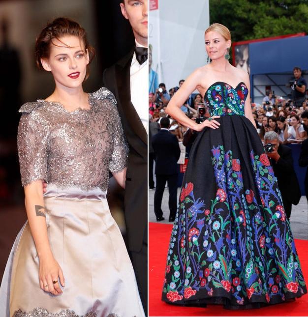 Die Looks des Venedig Film Festivals 2015 © 2015 face to face