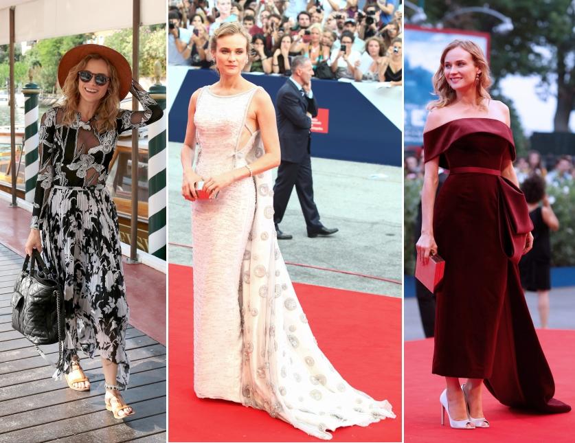 Die schönsten Looks des Venedig Film Festivals 2015