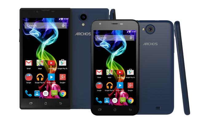 Gewinne eines von zwei Archos Smartphones!