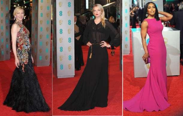 Die schönsten Looks der Bafta Awards 2016