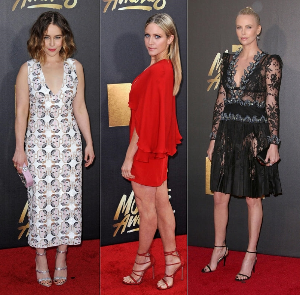 Die schönsten Looks der MTV Movie Awards 2016 © AUG/Mayer/Ad Media/face to face 2016