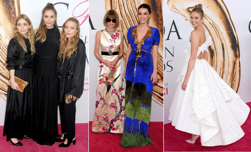 Die Looks der CFDA Awards 2016 ©  UPI /face to face 2016