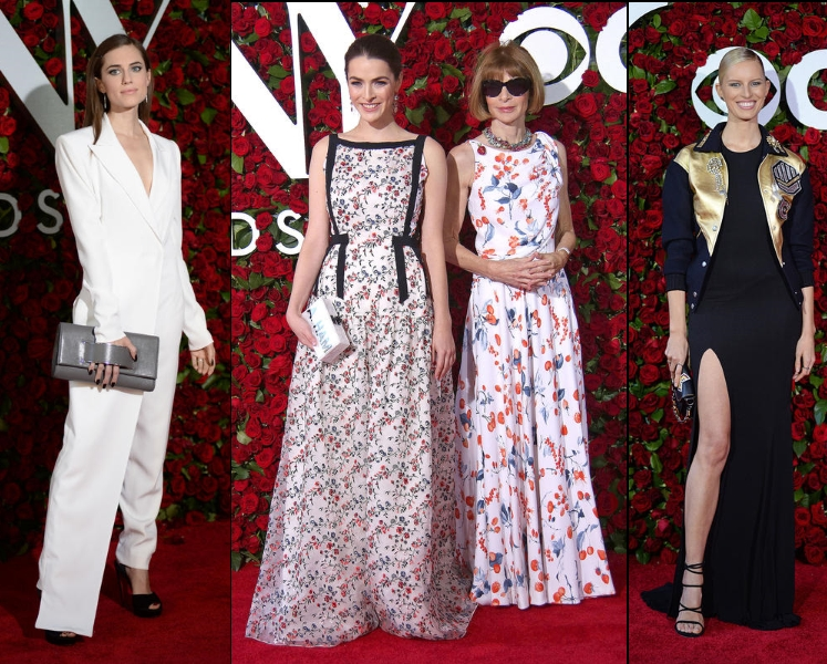 Die schönsten Looks der Tony Awards 2016 © Aug / Face to face 2016