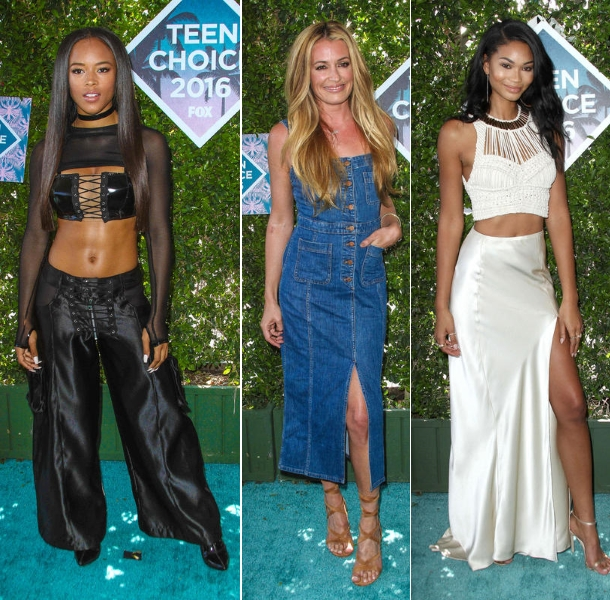 Die Looks der Teen Choice Awards 2016 © Ad Media / face to face 2016