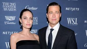 Bild von Angelina Jolie and Brad Pitt