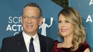 Bild von Rita Wilson und Tom Hanks