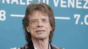Bild von Mick Jagger